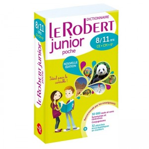 Dictionnaire Robert Junior