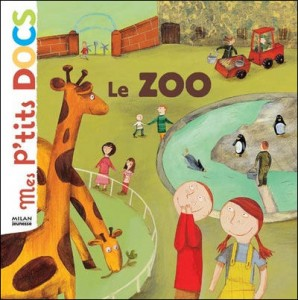 Mes P'tits docs - Zoo